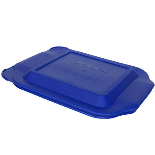 pyrex tapa de reemplazo 222-pc azul plástico