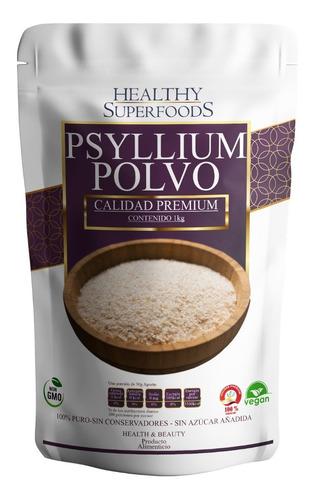 pysllium husk polvo premium 500g