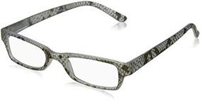 e657771ddc Python 2336100 Rectangular Gafas De Lectura Atisbadores De L