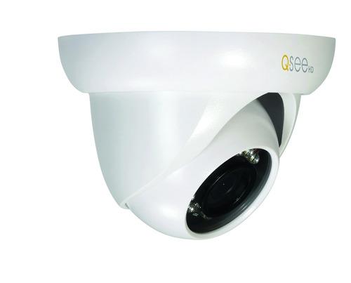 q-see qca7202d 720p high definition analog, carcasa de plást