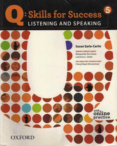 q: skills for success 5 listening & speaking student's book