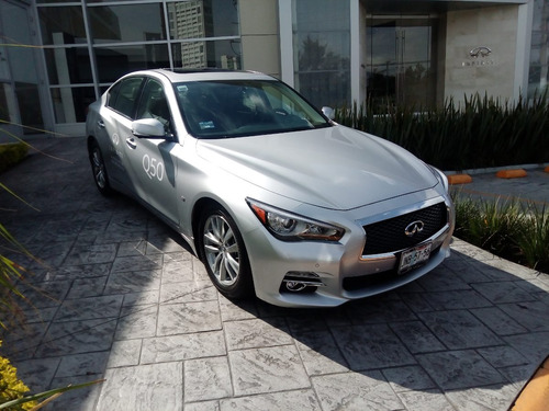 q50 perfection auto ejecutivo 2017