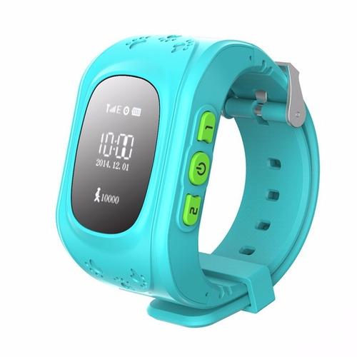 q50 reloj cel gps localizador niños smart watch envio gratis