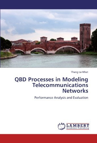 qbd processes in modeling telecommunications networks: perf