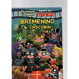 Qh Classico Do Cinema Batmenino E Cascóbim Nº 34