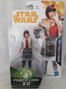 1 Force Link 2.0 Figure Han Solo Movie Star Wars LOOSE Qi'ra Mission on Vandor