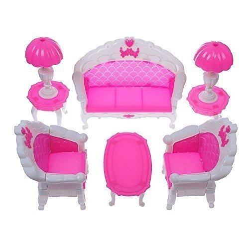 Qiyun 7pcs Moda Tocador Y Silla Para Muebles De Dormitorio ...