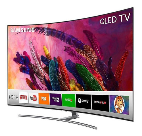 qled 55  qn55q8cnagxzs 4k ultra hd smart tv curvo