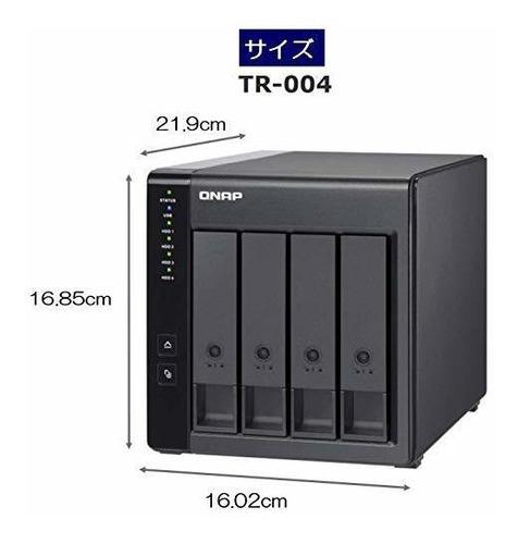 qnap tr004 4bay usb 30 typec 5gbps hardware raid expansion e