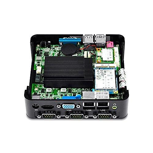 Qotom -q190p 4 Rs232 Barebone Intel J1900 Pfsense Pc