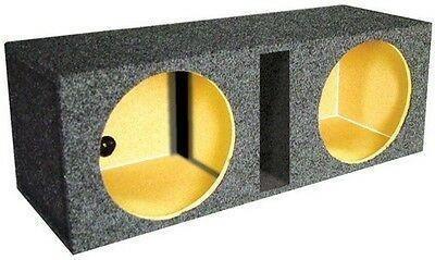 qpower qbass15 * bass15 * woofer vacía caja (2) 15  slo-0440