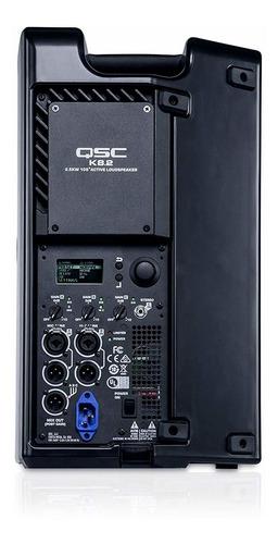 qsc k8.2 active altavoces potenciados de 2 watts, de 8 pu