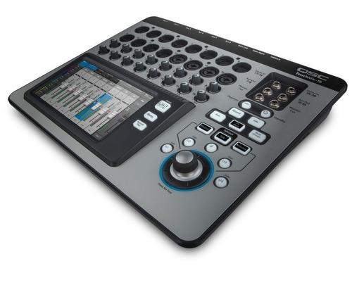 qsc touchmix 16 mezclador 16 canales