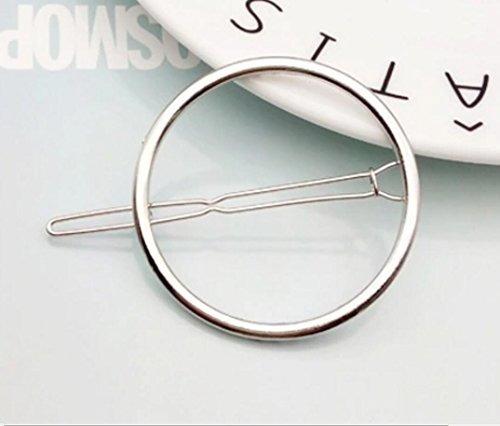 qtmy 4 piezas de círculo redondo labios triangulares en for