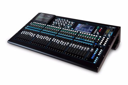 qu-32 allen & heath mixer digital 28 canales vivo studio new