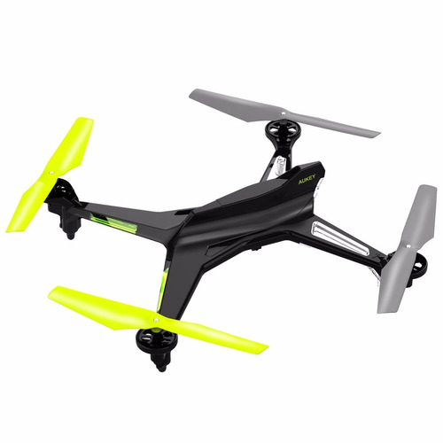 quadcopter aukey mohawk drone, one-key take off & landing