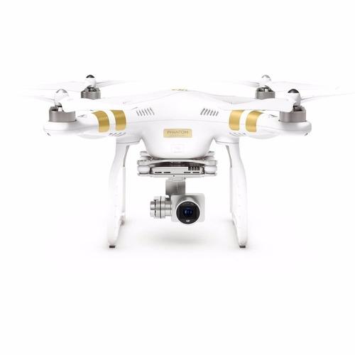 quadcopter dji phantom 3 professional quadcopter w/ 4k