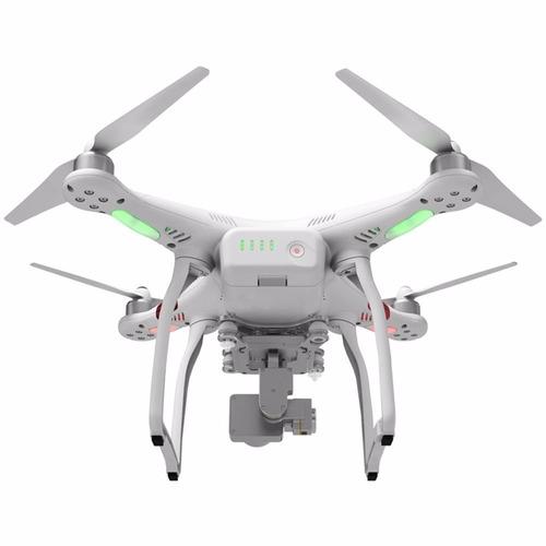 quadcopter dji phantom 3 standard with 2.7k camera and 3-axi