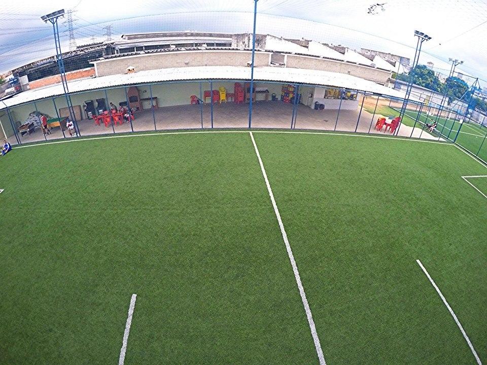 7ceb9277050bb quadra de futebol society com grama nova tres quadras. Carregando zoom.