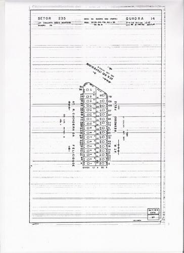 quadra fiscal unitária da cidade de são paulo
