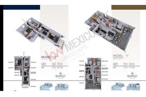 quadrant departamento residencial en venta