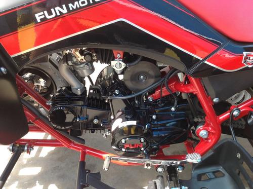 quadriciclo 0km 2018 alfa 125 cc