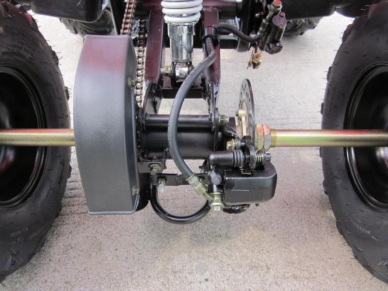 quadriciclo 110cc , 4 marchas, automatico, a gasolina