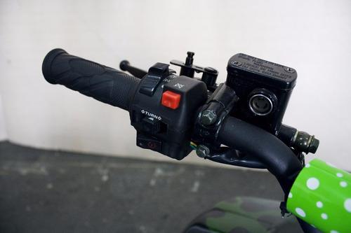 quadriciclo 110cc barzi motors bz flash
