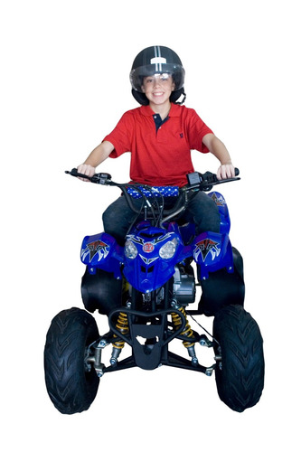 quadriciclo 110cc moskiti a gasolina barzi motors