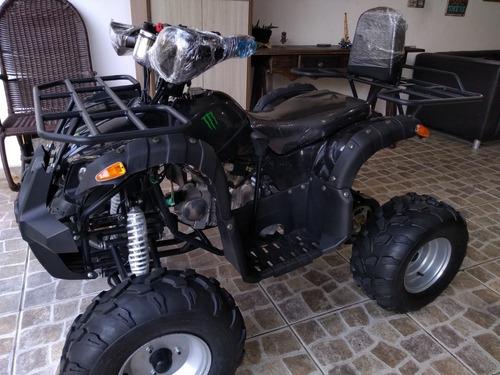 quadriciclo 125cc 0km 2019 automático completo c/ ré