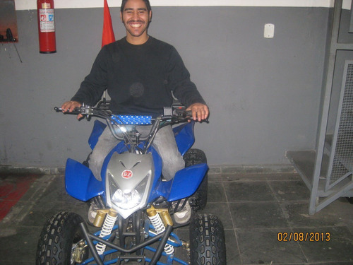 quadriciclo 125cc automático com ré bz xtreme