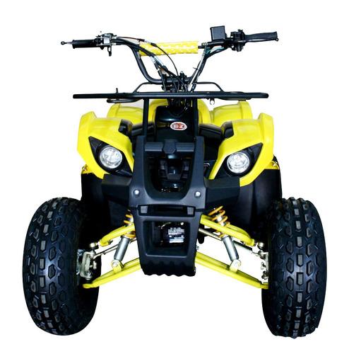 quadriciclo 125cc bz little bull automático com ré e aro 8