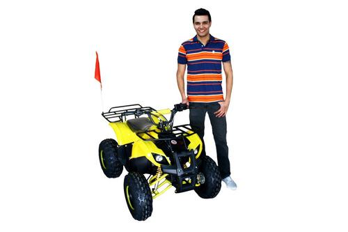 quadriciclo 125cc bz little bull com ré automático