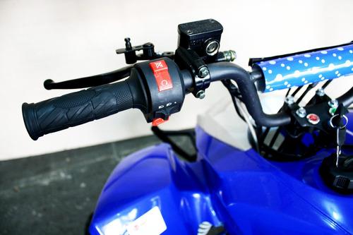 quadriciclo 125cc com ré e bagageiro bz xtreme