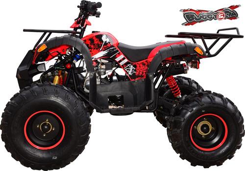 quadriciclo 125cc utility automático vermelho