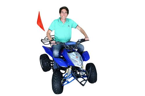 quadriciclo 125cc xtreme a gasolina com ré