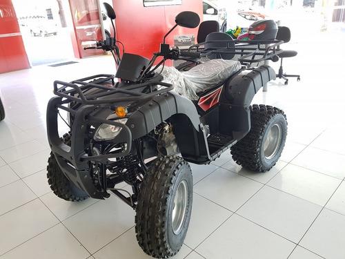 quadriciclo 150 cc 4 tempos automático frente, neutro e ré