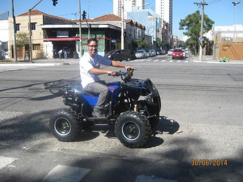 quadriciclo 150cc automático bz power