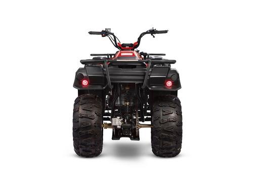 quadriciclo 150cc brutus automático câmbio cvt com ré