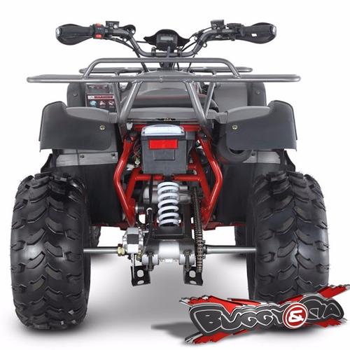 quadriciclo 150cc brutus utilitário automatico carbono