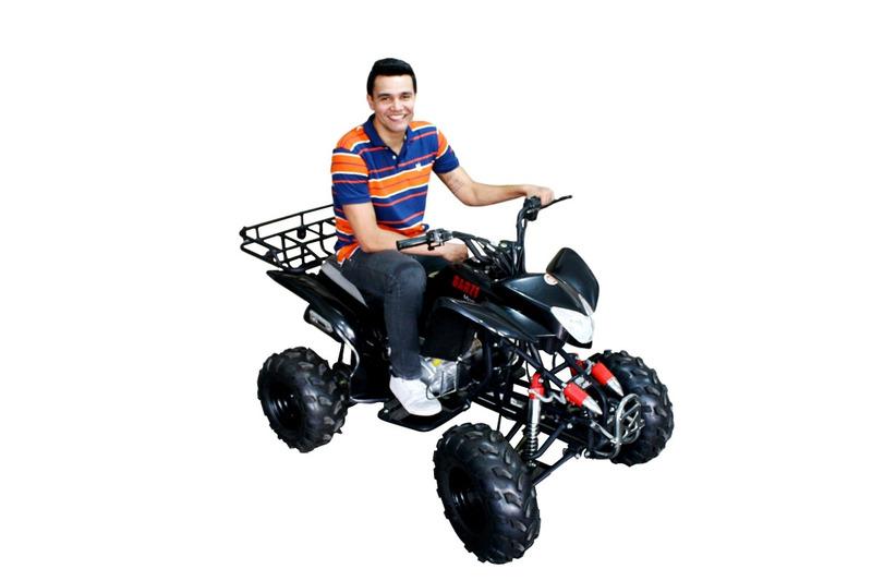 quadriciclo 200cc manual