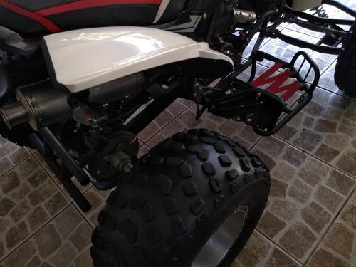 quadriciclo 250cc edção especial p/2 pessoas muito novo