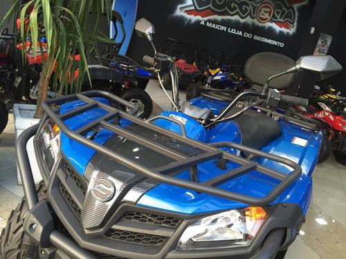 quadriciclo 450cc 4x4 automatico com engate promoção