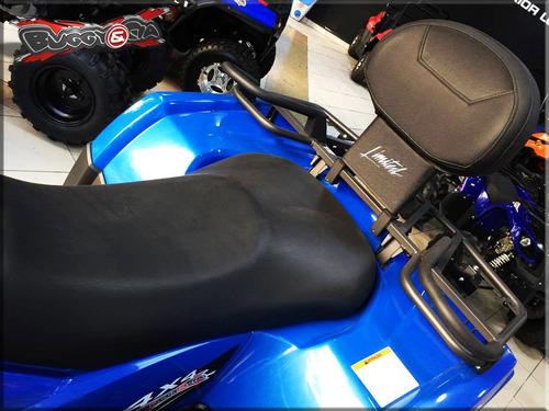 quadriciclo 450cc 4x4 automatico painel digital promoção