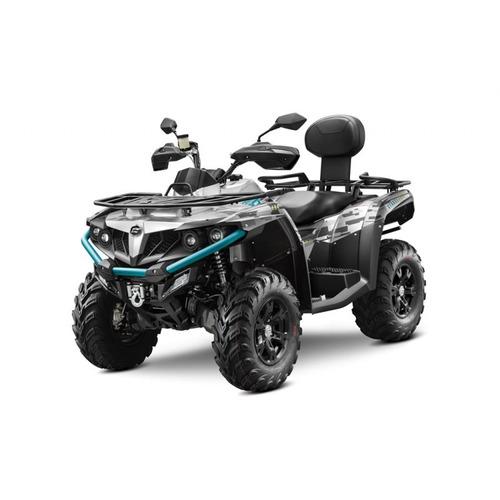 quadriciclo 4x4 cforce 600 eps automático gasolina
