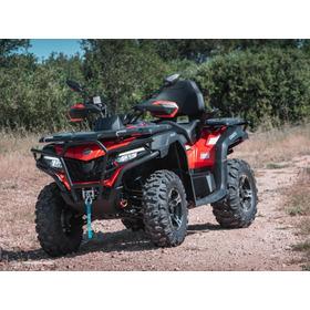 Quadriciclo 4x4 Cforce 625 Touring Aut Completo Dir Elétrica