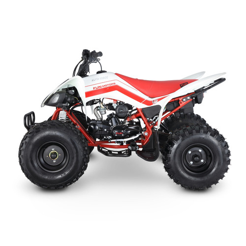 quadriciclo alfa 125cc fun motors n~ honda can-am polaris