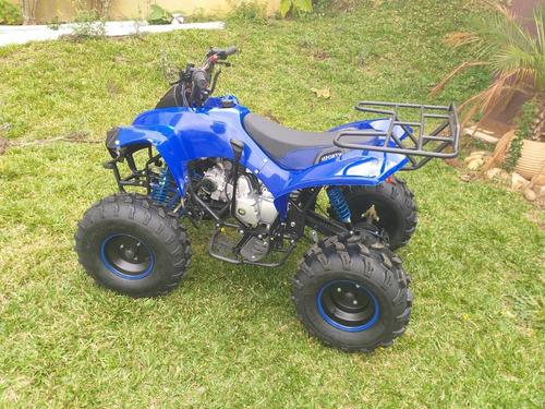 quadriciclo atv 125cc semi-automático com ré