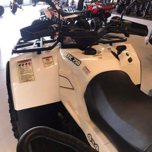quadriciclo atv tatic 750 cilindradas hisun