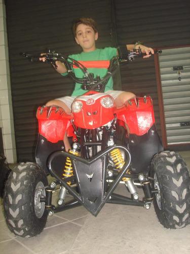quadriciclo barzi 110cc automático bz moskiti